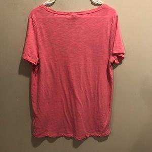PINK Victoria's Secret Tops - Victoria secret pink t shirt basic style classic